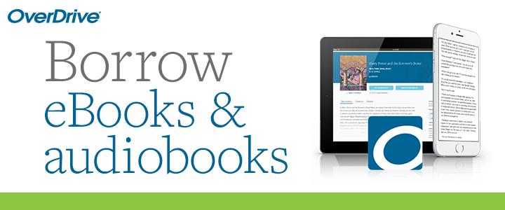 OverDrive eBooks & audiobooks