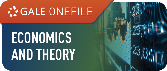 Gale OneFile Economics and Theory