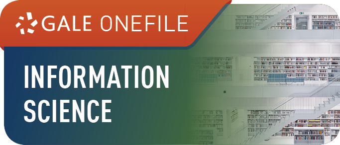 Gale OneFile Information Science