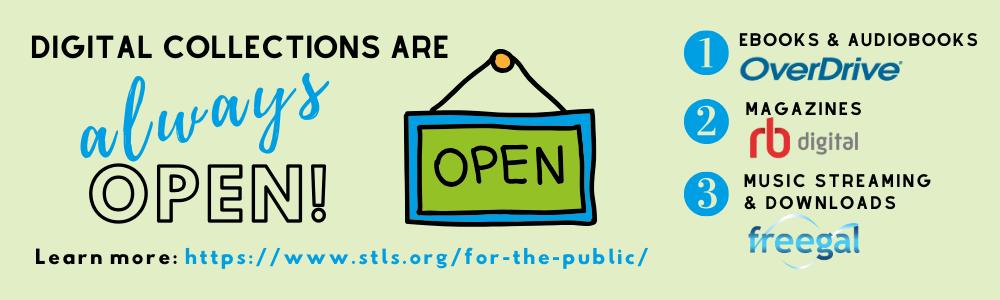 stls digital collections banner
